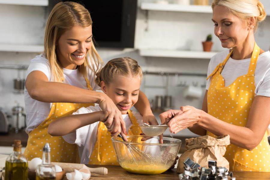 Fun Things To Do With Mom And Daughter At Home