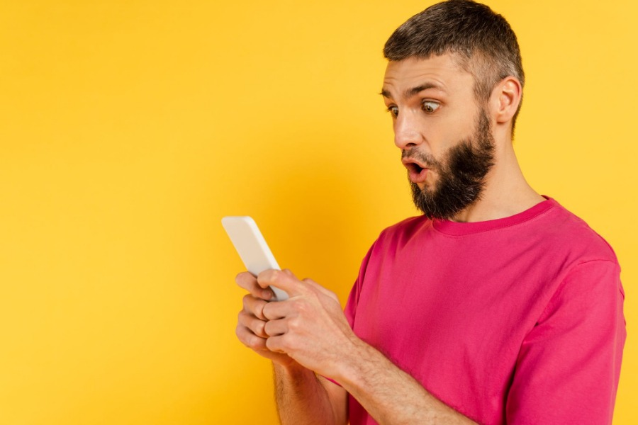 99 Of Guys Blush When asked This Question Over Text