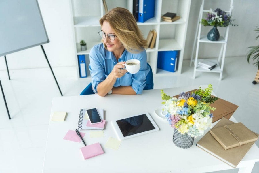 How to be a Productive Woman