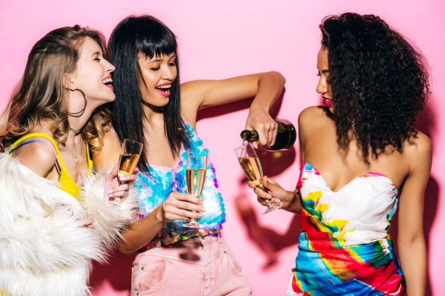 Fun games For Ladies Get Together