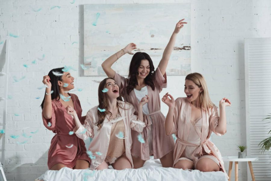 Ideas For A Ladies Night Event