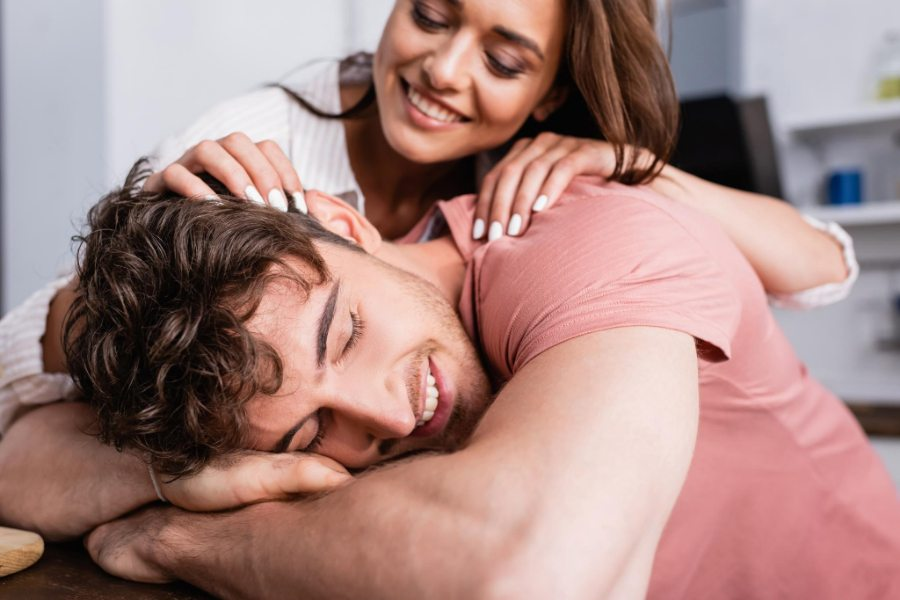Signs a Man is in Love With You but Scared